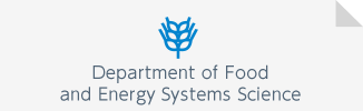 Department of Food and Energy Systems Science